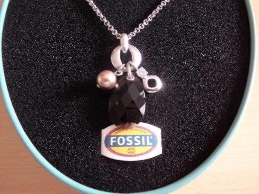 Kette und Armband von Fossil - Bremen