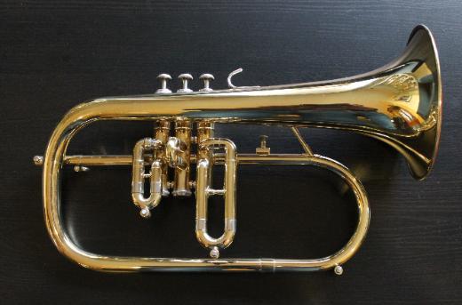 GETZEN Eterna Profi - Flügelhorn Made in U. S. A. inkl. Koffer - Bremen Mitte