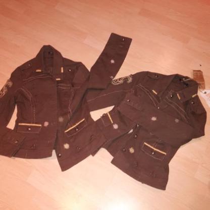 2 neue Jacken zu verkaufen. - Otterndorf