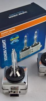 2x SUPER VISION Xenon Brenner D1S 35W 3200LM 6000K E-Zulassung - Bremen