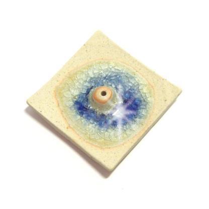Halter für Räucherstbächen aus Keramik, 21 Stück - Bremen
