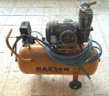 Kaeser Classic 320/50W Kompressor BJ 2011 Top Zustand   Schlauch - Bremen