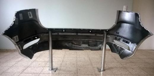 Original Stoßstange hinten für Volvo XC60 facelift mit PDC Löcher - Bremen