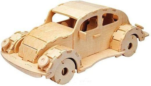 3D Puzzle Gepetto`s VW Käfer, NEUWARE - Scheeßel