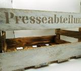Zeitschriftenkiste, Zeitungsständer, Zeitschriftenhalter,Kiste,Zeitungskiste,Büroablage,Rollcontainer,Zeitschriftenbox - Bremen