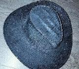 Pailletten Hut Cowboyhut schwarzer Rangerhut - Verden (Aller)