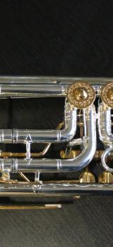 Meister J. Scherzer 8228-S/AU Konzerttrompete. Limitiertes Sondermodell 95 Jahre Scherzer - Bremen Mitte