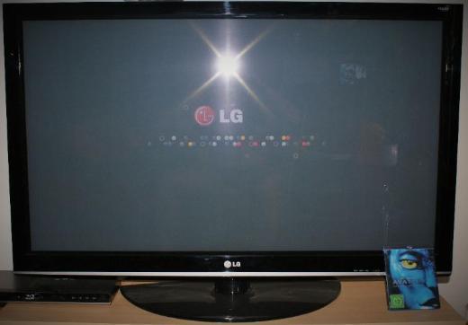 LG Full-HD-Plasma-TV 50 PS3000 - Verden (Aller)
