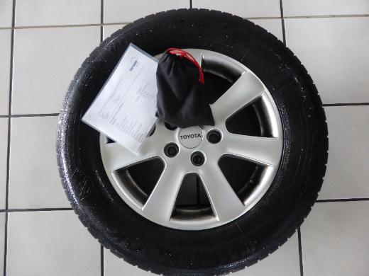 1 Satz M+S Toyota RAV4 235/60 R16 100H Alu Borbet 7Jx16 H2 ET45 - Delmenhorst