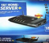 Fritz!Box 7272 1&1 Home Server+ Internet WLAN Telefon DSL Schwarz - Verden (Aller)