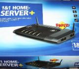 Fritz!Box 7272 1&1 Home Server+ Internet WLAN Telefon DSL Schwarz - Verden (Aller)