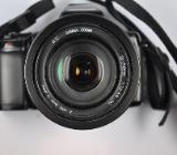 Spiegelreflexkamera Nikon F-801s mit Objekt 28-200mm - Achim
