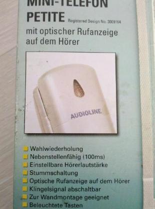 Telefon Haustelefon NEU - Langwedel (Weser)