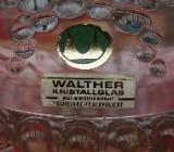 Bowleservice Kristallglas Walther - Diepholz