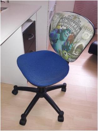 Drehstuhl Stuhl Schreibtisch-Stuhl Kinderstuhl NEUwertig - Langwedel (Weser)