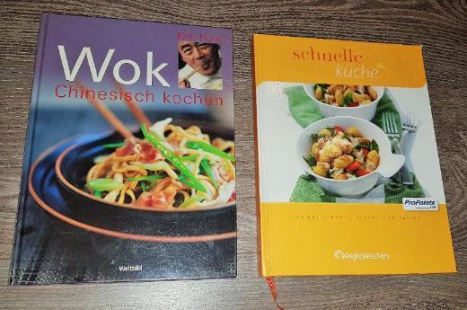 Wok - Chinesisch kochen + Weight Watchers Kochbuch Schnelle Küche - Verden (Aller)