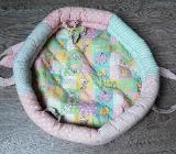 Baby Born Tragetasche, Spieldecke + Fisher Price Puppe - Verden (Aller)