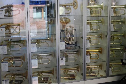 Orig. Yamaha Flügelhorn in B mit Originalkoffer und Mundstück NEUWARE / OVP - Bremen Mitte