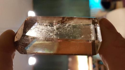 Großer Natur Citrin Kristall zu verkaufen. - Bremen