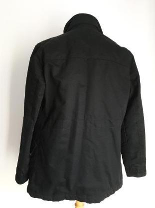 Esprit Mantel Jacke schwarz dunkelblau Größe L Winter WIE NEU! - Bremen