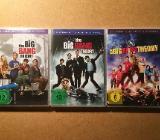 The Big Bang Theory Theorie TBBT Staffel 1-5 DVD Box Deutsch wie neu - Bremen
