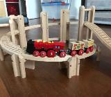 Holzeisenbahn Spirale - Bremen