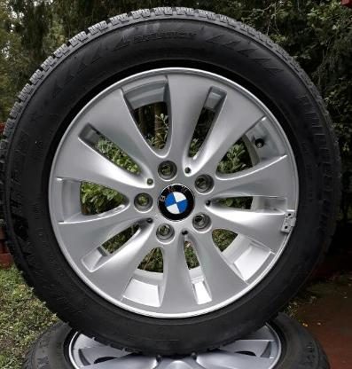 BMW Winterkompletträder - Lamstedt