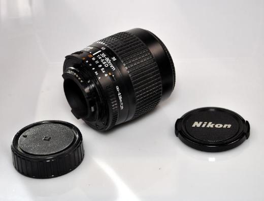 Nikon Objektiv 35-80mm  1:4-5.6D Zoomobjektiv - Achim