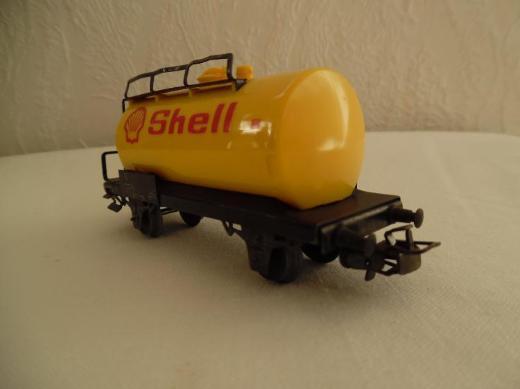 Märklin H0 4502 Kesselwagen Shell 002 1 112-6 - Berne