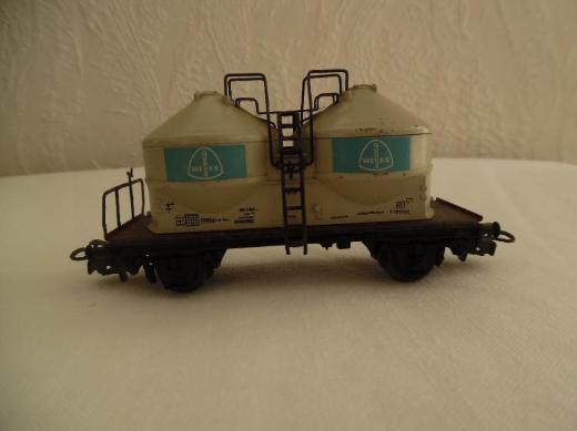 Märklin H0 4661 Behälterwagen 910 5 863-4 - Berne