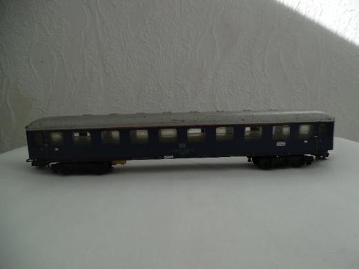Märklin H0 Schnellzugwagen 51 80 10-40 167-8 - Berne