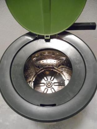 Wäscheschleuder Marke Zanker - Berne