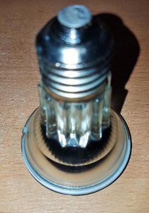 Philips Halogen PAR20 50W E27 230V Halogenreflektorlampe - Verden (Aller)