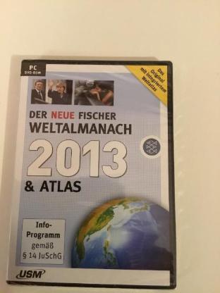 Fischer Weltalmanach & Atlas 2013 - Bremen