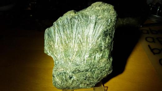 Seraphenit Rohstück aus Russland zu verkaufen. - Bremen