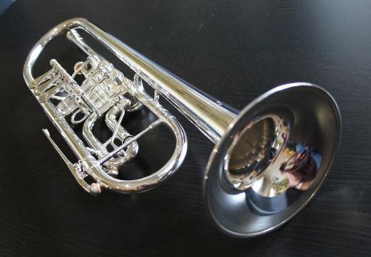 Kühnl & Hoyer Konzert - Trompete Fantastic GS mit Heckel - Kranz inklusive Koffer