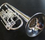 Kühnl & Hoyer Konzert - Trompete Fantastic GS mit Heckel - Kranz inklusive Koffer - Bremen Mitte