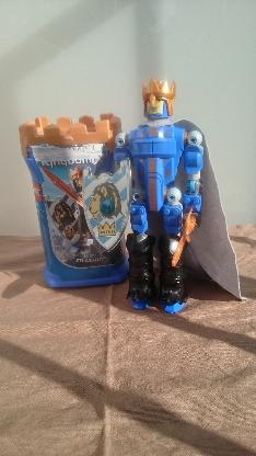 Lego Knights: Danju, Vladek, Mathias, Jayko - Bremen