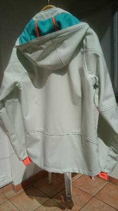 Softshell-Jacke H&M Gr. 164 weiß - Bremen