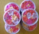 Bastelblümchen Deko-Blümchen 10 Dosen - Barnstorf