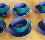 Italienische Kaffee/ Teeservice - Barnstorf