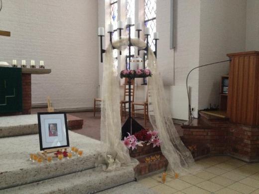Im Sterbefall für die Angehörigen vorgesorgt - Wilhelmshaven