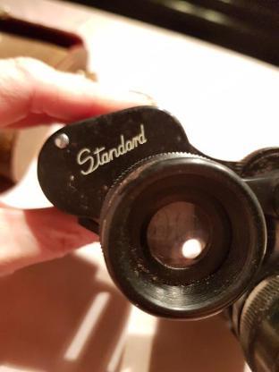 """Altes Fernglas """"Standard"""" - Bremerhaven"""