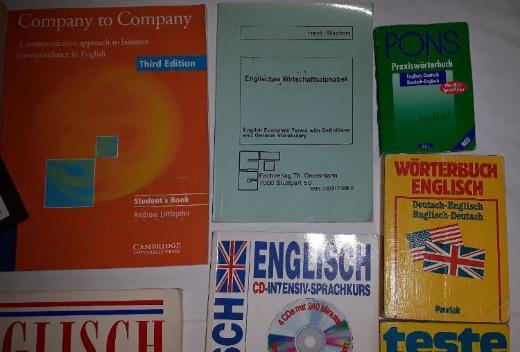 Konvolut: englisch lernen für Anfänger und Fortgeschrittene - Barnstorf