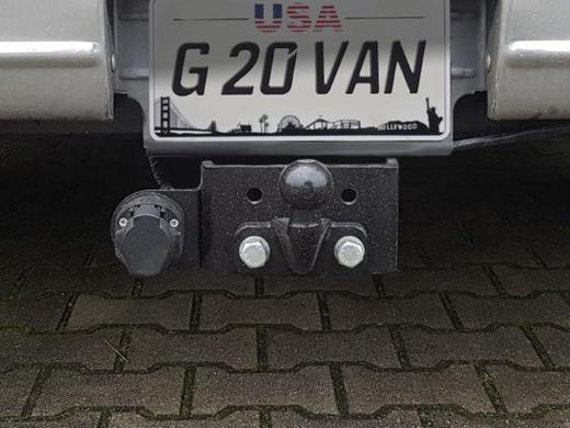 Anhängerkupplung Chevrolet Chevy Van G10, G20, G30 Series - Apen