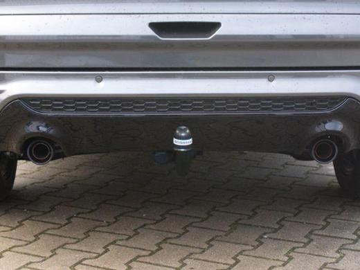 Anhängerkupplung Ford Kuga spez. für ST line ab Bj 2015-  vertikal abnehmbar - Apen