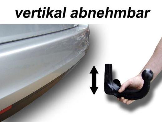Anhängerkupplung Renault Megane Kombi 2012-2016 vertikal abnehmbar - Apen