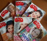 6x Zeitschriften BIO 2004 - Gesundheit für Körper, Geist und Seele - Barnstorf