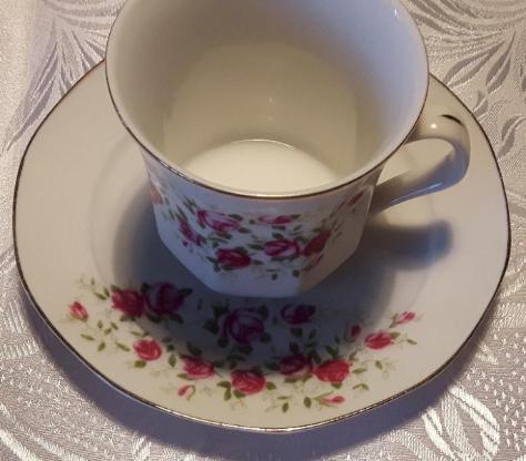 Dachbodenfund- Omas Kaffee-Service - Barnstorf