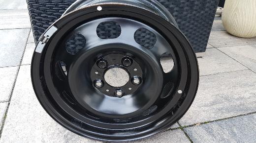 """BMW Stahlfelgen 16"""" - Oyten"""